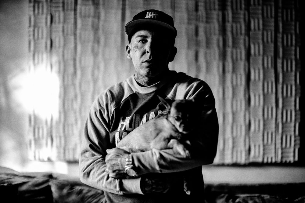 Gone Mad :: In the Studio with MadChild