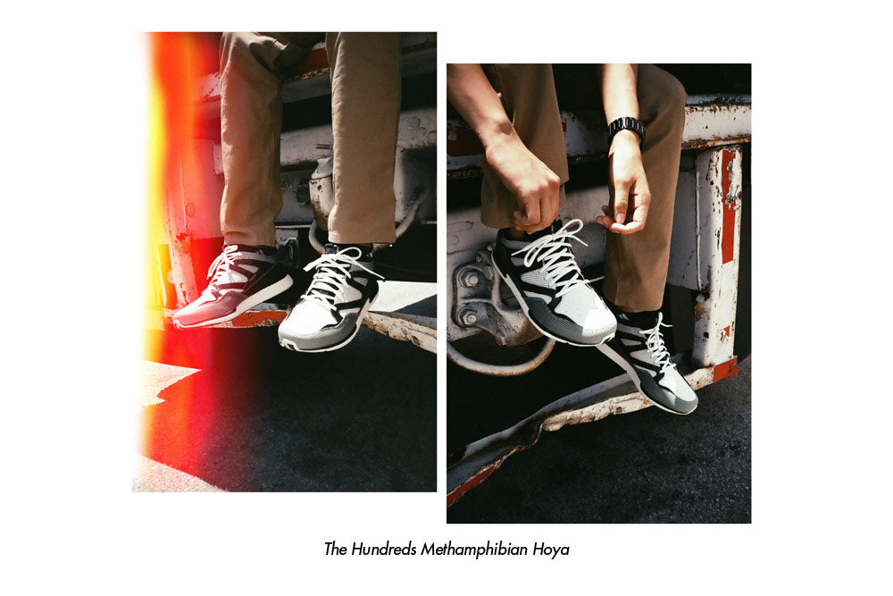 "THE HUNDREDS ""HOYA"" BY METHAMPHIBIAN"