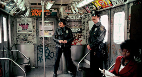 Inside the Mind of Martha Cooper, Iconic NY Street Photographer & Graffiti Documentarian