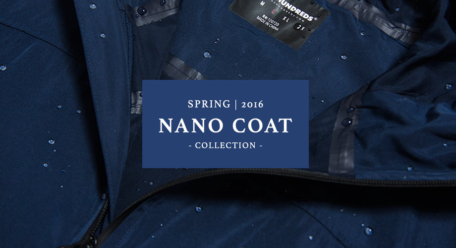 Available Now :: The Hundreds Spring 2016 Nano Coat Collection