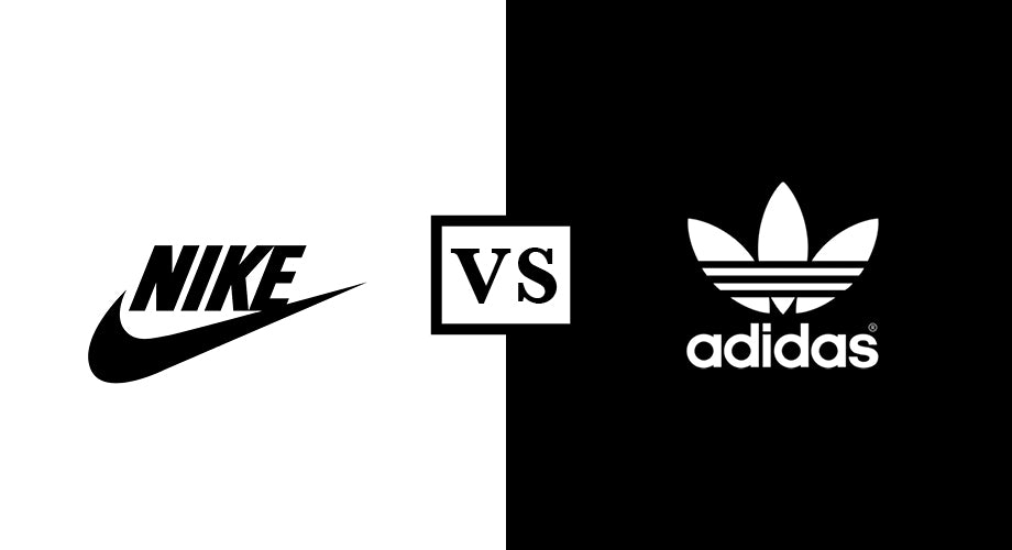 hecho Carretilla marca  Everything You Need to Know About the Nike vs. adidas War - The Hundreds