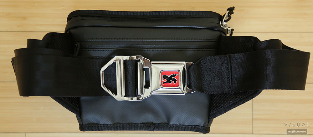 Product Placement-Chrome Niko Camera Sling Bag