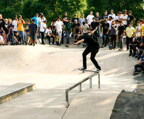 A Chat w/ Chris Nieratko on Saving Sayreville Skatepark