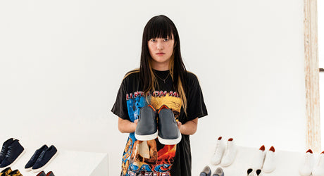 Meet Jilleen Liao, Founder of New Footwear Brand Onto NYC