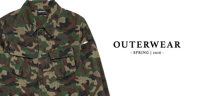 Available Now :: The Hundreds Spring 2016 Outerwear