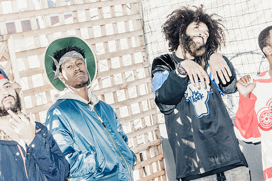 "L.A.'s OverDoz. on Their Upcoming Album ""2008"" & Working w/ Pharrell"