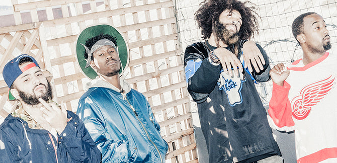L.A.'s OverDoz. on Their Upcoming Album