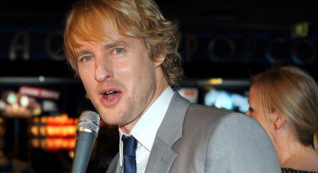 Owen Wilson Has a Small Vocabulary
