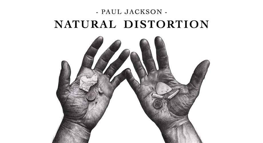 Natural Distortion :: Artist Paul Jackson Shows Us New Ways of Seeing