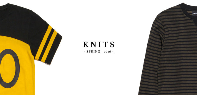 Available Now :: The Hundreds Spring 2016 Knits