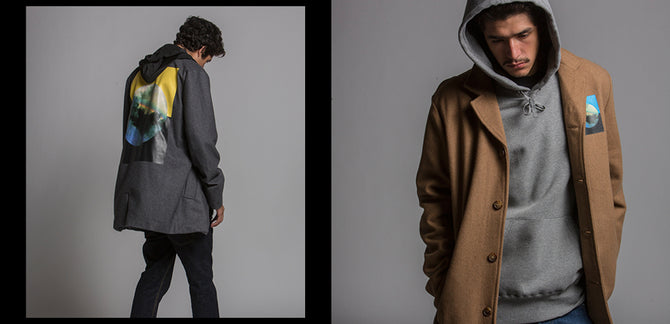 The Hundreds Winter 2015 Prism Overcoat :: Available Now