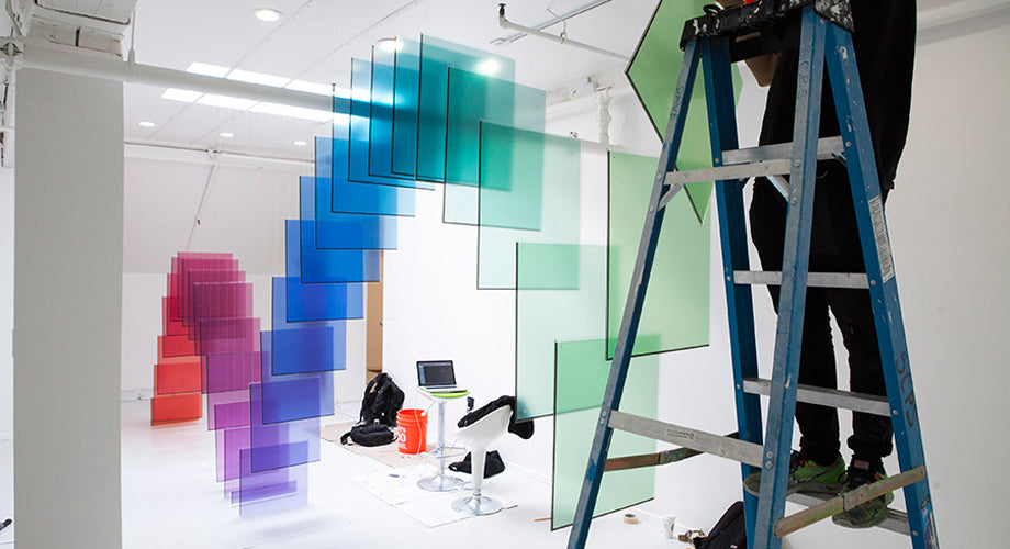 The Kinetic Art of Felipe Pantone