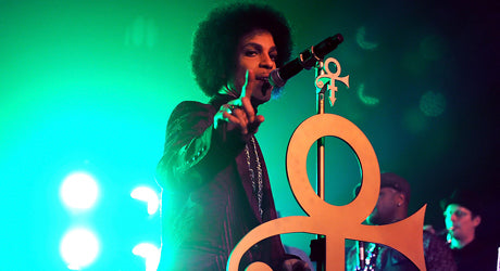 Prince Removes All Music From Streaming Services Except Tidal