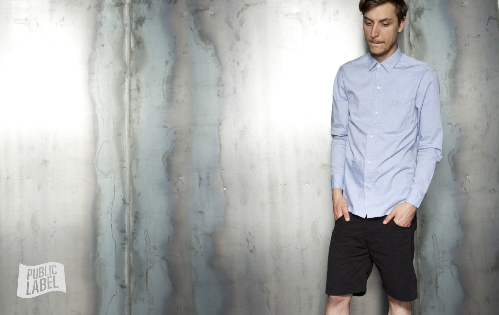 PUBLIC LABEL : SPRING/SUMMER 2012