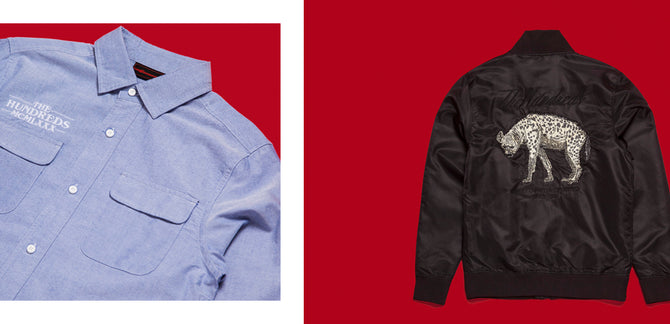 The Hundreds Red Letter™ 2015 :: Available Now