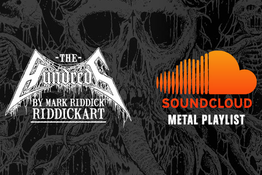 The Hundreds by Mark Riddick Collection :: Soundcloud Metal Playlist