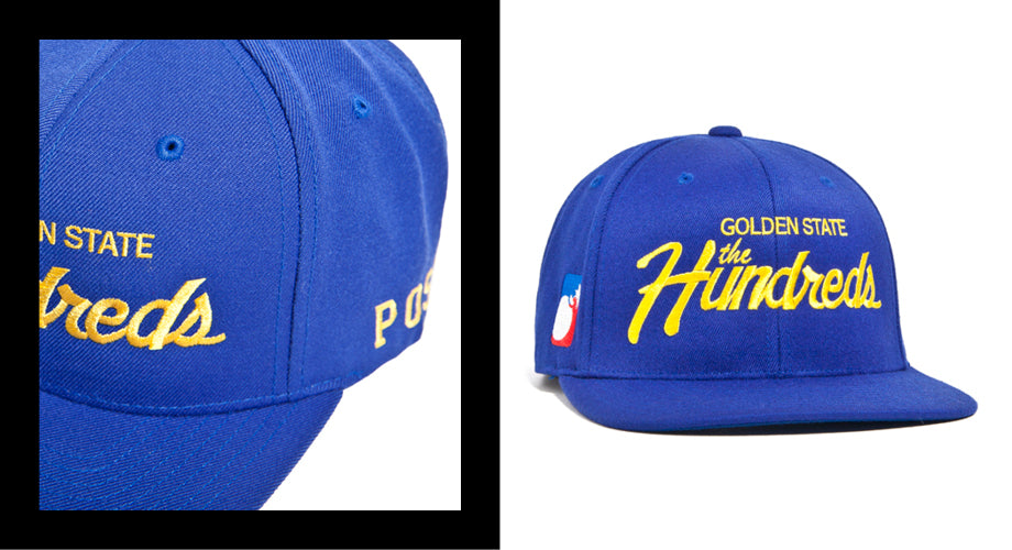 "The ""Golden State"" Team Snap-Back Caps"