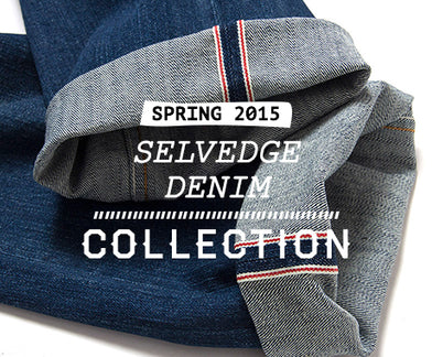 THE HUNDREDS SPRING 2015 :: SELVEDGE DENIM