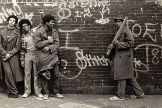 "Friendship & Survival :: A Review of Seminal Graffiti Documentary ""Wall Writers"""