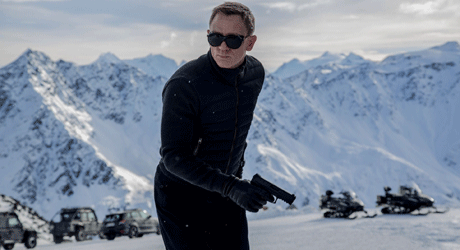 Brand New Trailer For James Bond's
