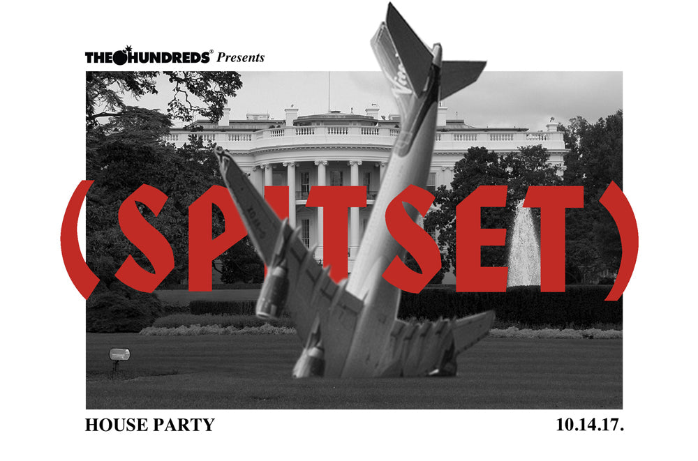 SATURDAY! SPITSET Day Party in LA: Performance by Yeek + DJ Sets By Huneycut, Laedi, Marc Montoya