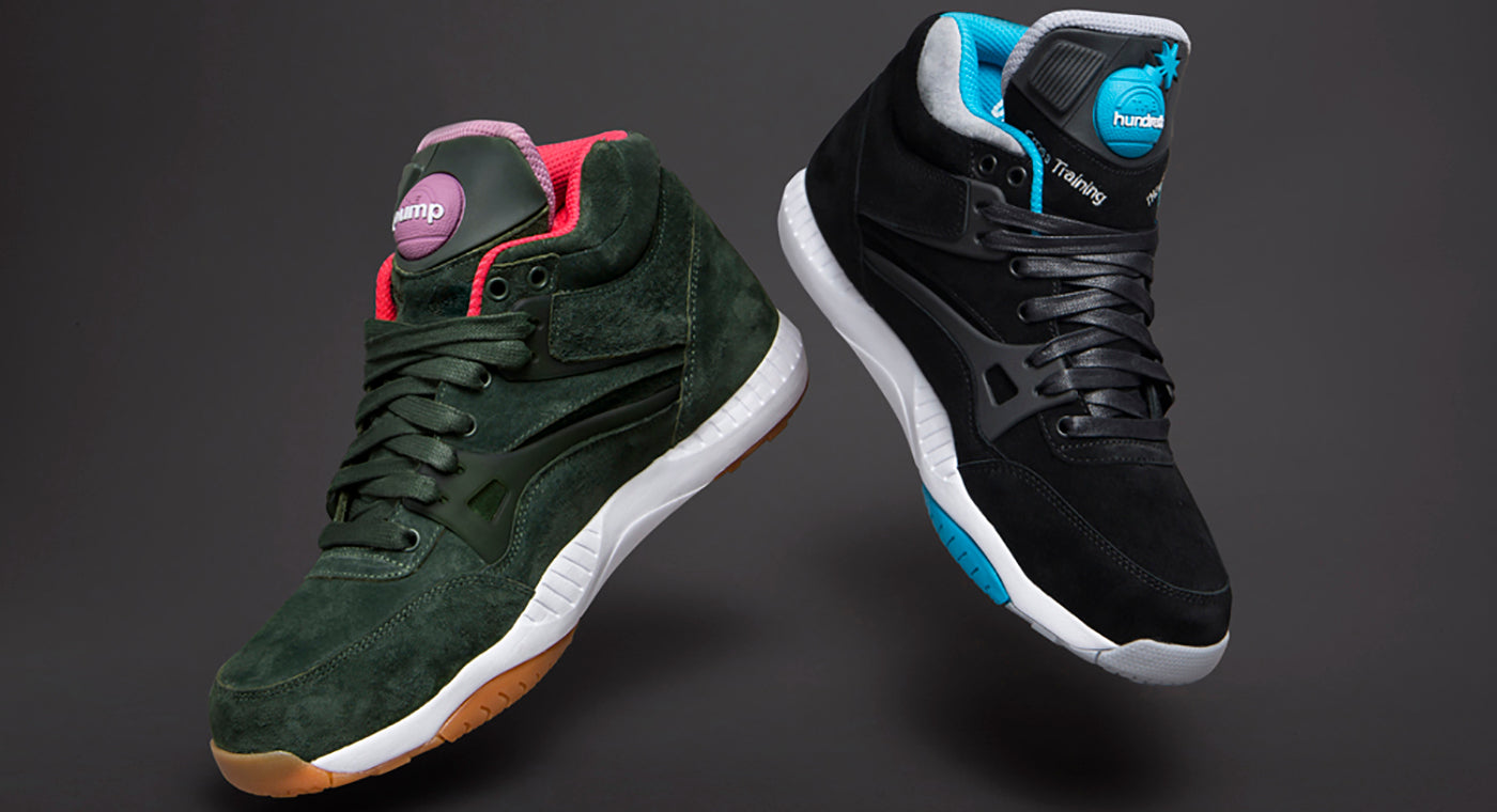 THE HUNDREDS X REEBOK PUMP :: AVAILABLE NOW