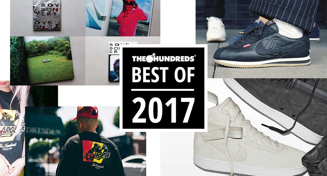 The Hundreds Staff's Favorite Streetwear Moments of 2017