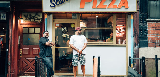 Servin' Slices :: Meet Scarr Pimentel of Scarr's Pizza, New York City's Best