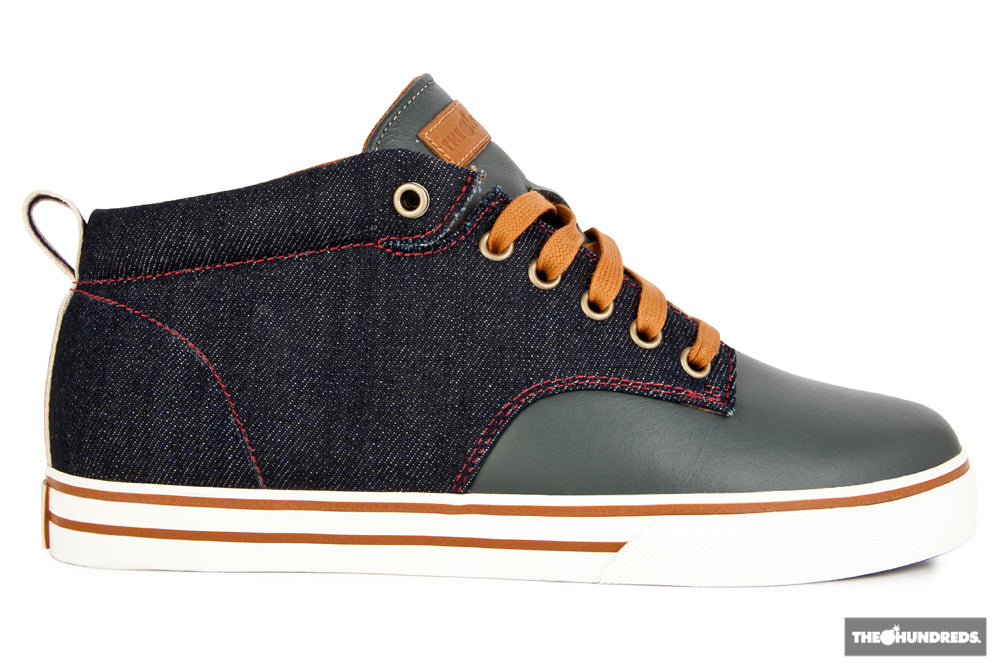 "The Hundreds ""Selvedge Denim"" Johnson Mid"