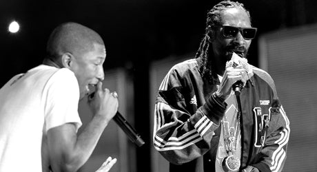 Snoop Dogg Releases Single Ft. Stevie Wonder From Upcoming Album