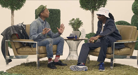 Bush Brought Snoop Dogg and Pharrell Back Together