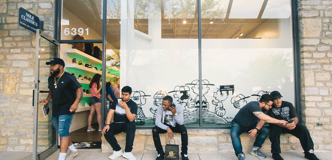 Do It for the Culture :: Why We're Inspired By Sole Classics Founder Dionte Johnson