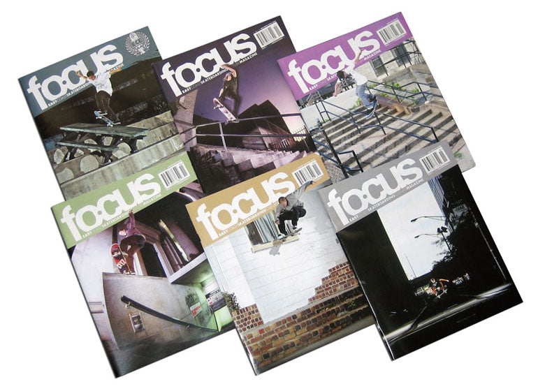 Justin Heister :: Co-Founder/Art Director/Focus Magazine