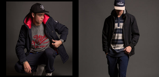 The Hundreds Winter 2015 :: Studio Lookbook