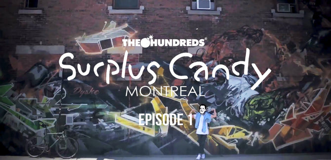 THE HUNDREDS PRESENTS :: HANKSY'S