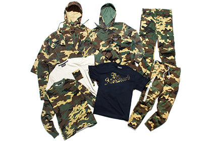 The Hundreds Fall 2014 D3 :: PERFECT CAMO PACK