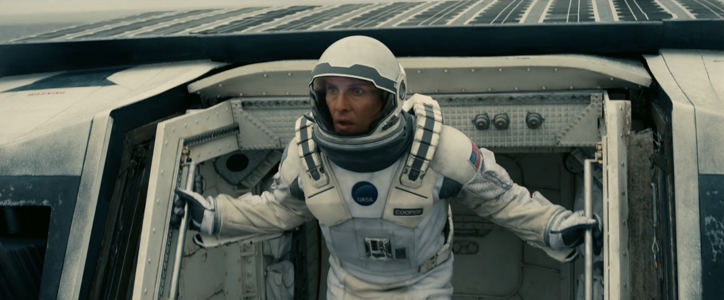 NEWEST TRAILER FOR NOLAN'S INTERSTELLAR