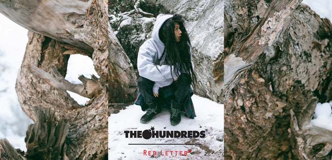 The Hundreds Red Letter™ Spring 2017 Collection