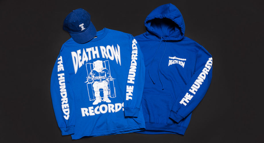 First Look :: Exclusive The Hundreds X Death Row at ComplexCon