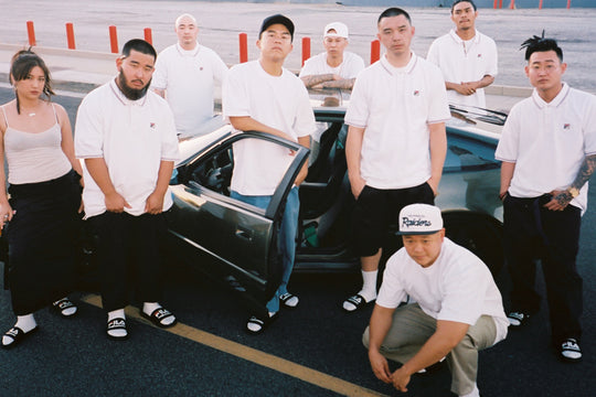 The Hundreds X Fila :: Reviving a Forgotten Chapter of '90s Youth Culture