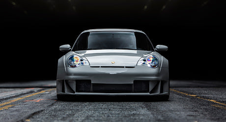 COMMITMENT AND PASSION :: PORSCHE RSR 996