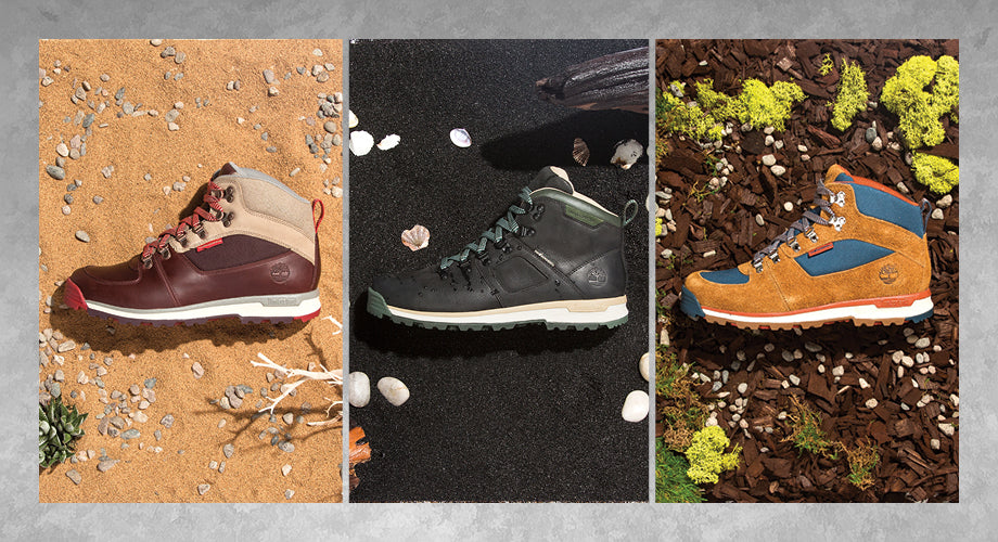 Available Now :: THE HUNDREDS X TIMBERLAND WEST COAST TRAILS COLLECTION
