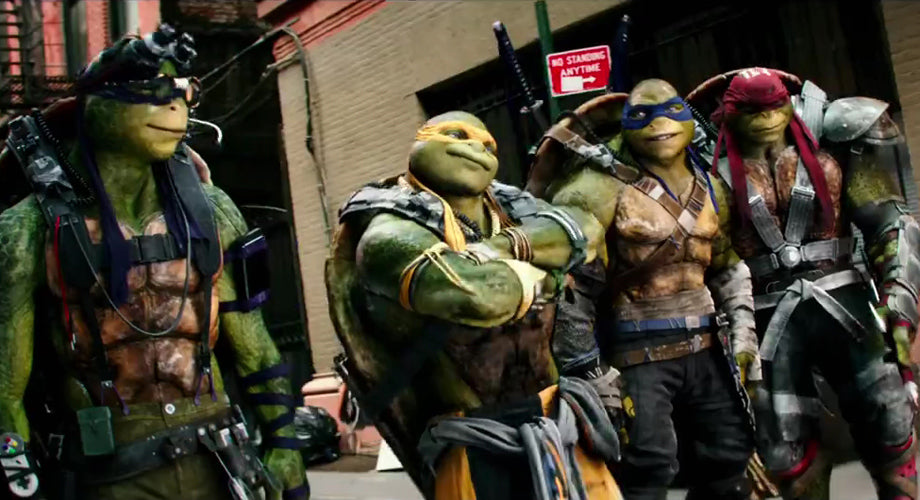 Maintain Hope :: Looking at Teenage Mutant Ninja Turtles: Out of the Shadows
