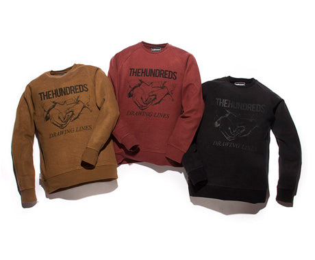 THE HUNDREDS FALL 2014 D2 HIGHLIGHTS :: APPAREL