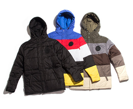 THE HUNDREDS FALL 2014 D3 HIGHLIGHTS :: APPAREL