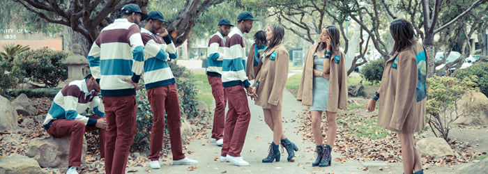 Introducing the The Hundreds Fall 2015 Lookbook