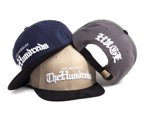 THE HUNDREDS FALL 2014 HIGHLIGHTS :: HEADWEAR