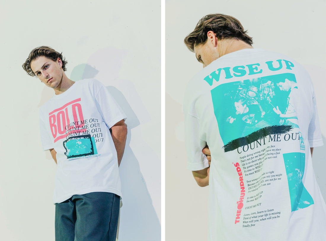 The Hundreds X Revelation Records Lookbook