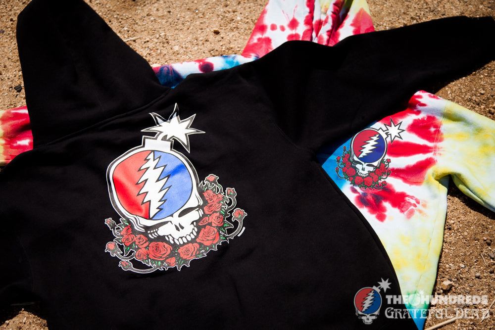 THE HUNDREDS X GRATEFUL DEAD :: AVAILABLE 4/20