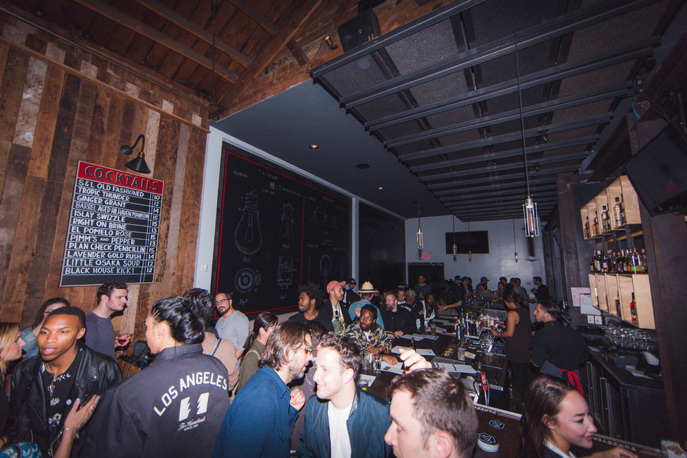 Recap :: The Hundreds X Linkin Park Eat Meet at Plan Check Fairfax
